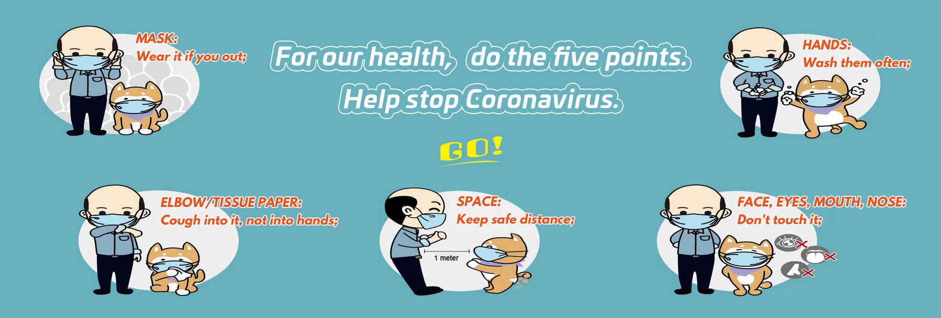 Stop ziekte