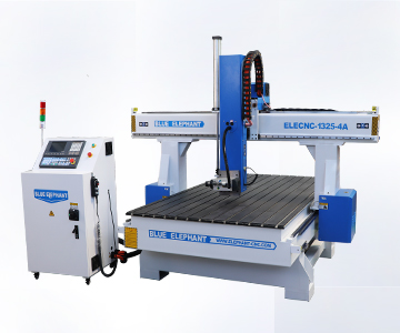 Router CNC 4 Axis