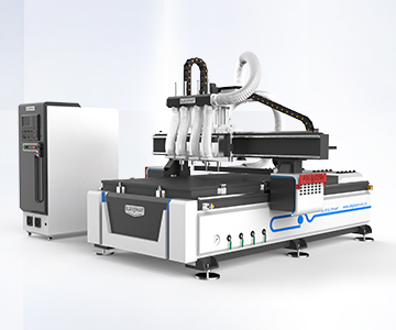 Multi-head CNC Router