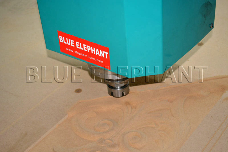 7.5kw water cooling spindle