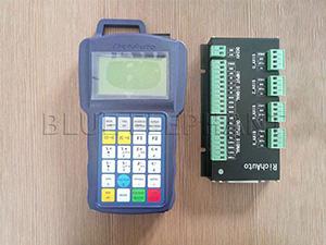 DSP A18 control