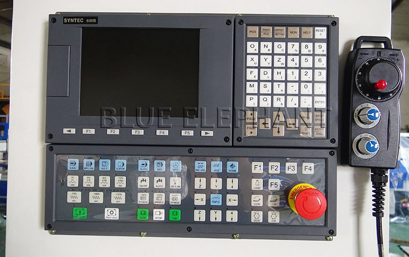 Taiwan SYNTEC control system