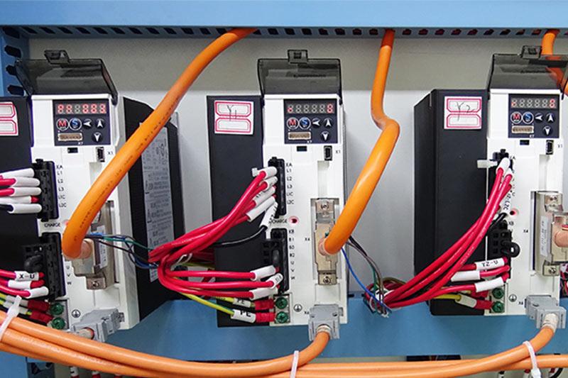 driver of fiber laser cutting machine