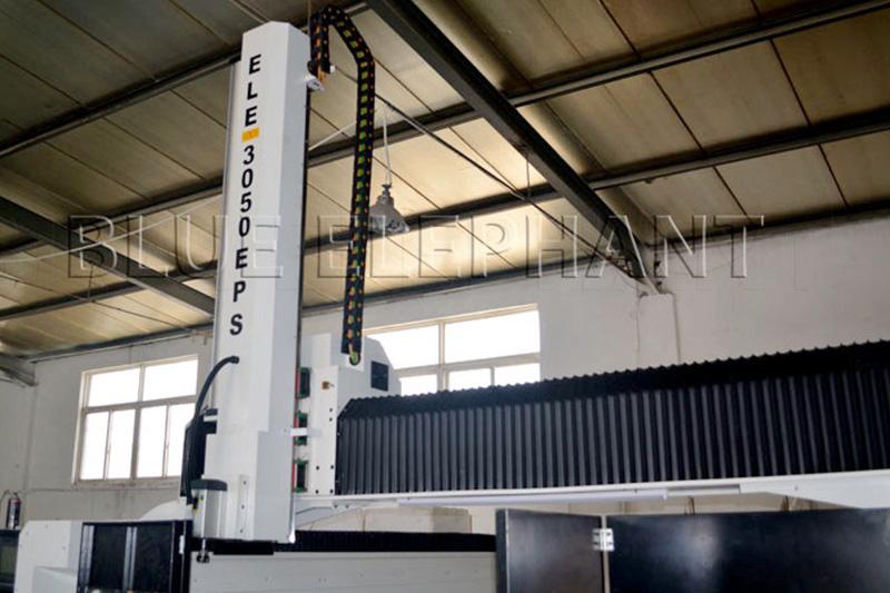 Stofkap voor railgeleider en z-as 1450mm