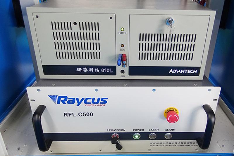 Laserquelle der Faserlaser-Schneidemaschine