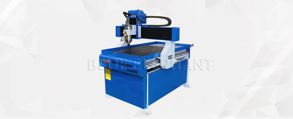 ELECNC-6090 mini-CNC-router voor reclame of hobby (4)