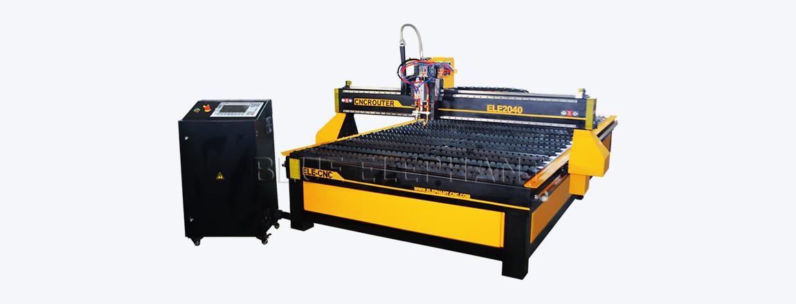 2040 plasma and flame cutting machine