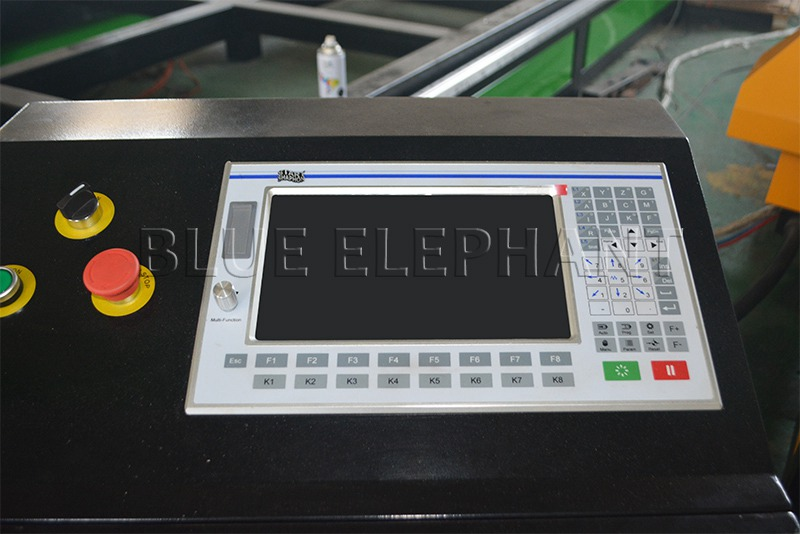 start control system of 2040 plasma and flame cutting machine
