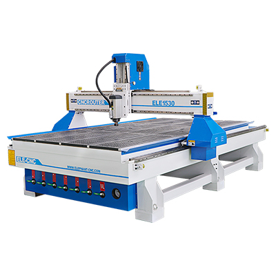 محور ELECNC-1530 3 محور CNC لتصنيع الأبواب الخشبية