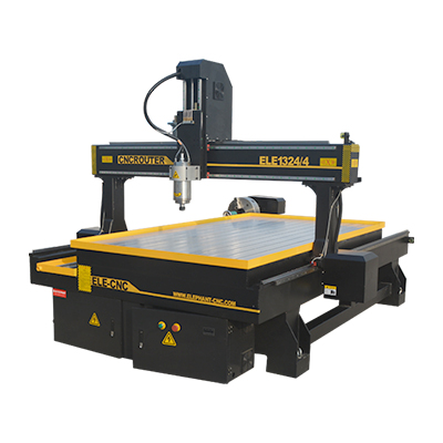 Stone CNC Router Machine for Stone Engraving and Carving