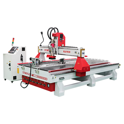 Machine de sculpture sur bois automatique ELECNC-1530 3D