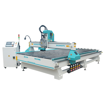 2040 ATC Heavy-duty CNC Router machine en venta
