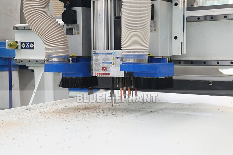 ELE1325 CNC Router Wood Working Automatic Loading and Unloading System Machine (3)