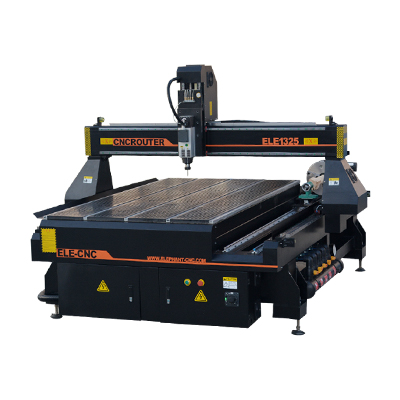 ELECNC-1325 CNC Wood Carving Machine with Rotary Device