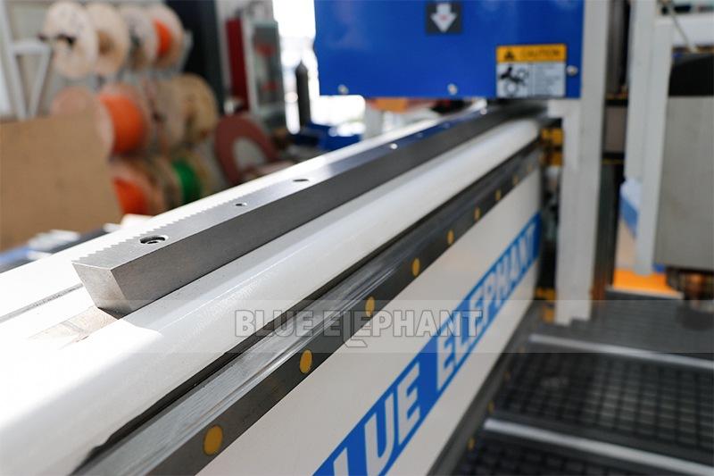 1325 Wood CNC Machine 4x8 cnc kit de riel