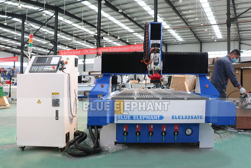 ELECNC-1325 China ATC CNC Wood Router for Sale (4)