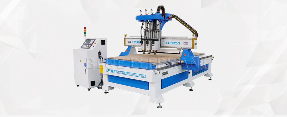 ELECNC-1325 Multi Spindle Woodworking Machine for cheap price (13)