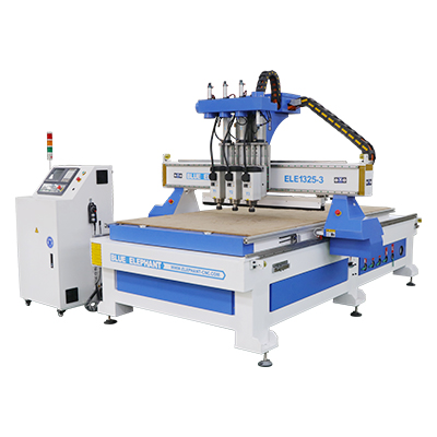 ELECNC-1325 Multi Spindle Woodworking Machine for cheap price (14)