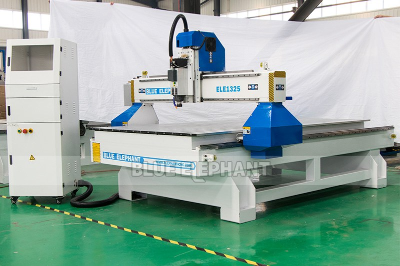 ELECNC-1325 Wood Engraving CNC Router Machine (7)