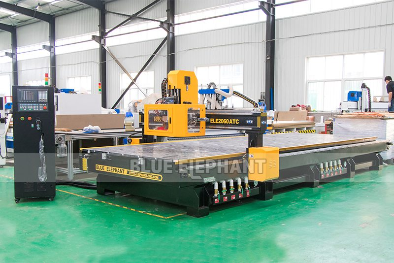 ELECNC-2060 3D ATC CNC Router for Wood with Best Factory Price 01