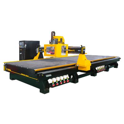 Routeur CNC ELECNC-2060 3D ATC pour bois avec le meilleur prix d'usine