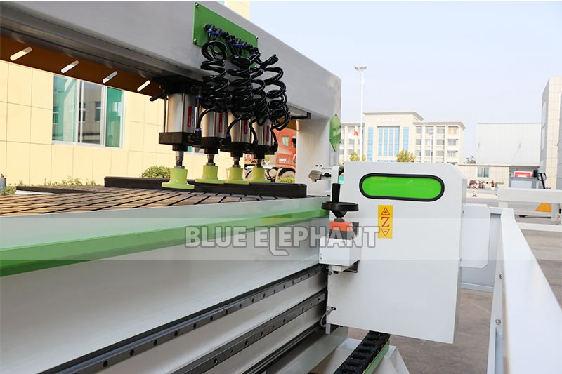 ELECNC Side Hole Drilling Machine for Panel Furniture (1)