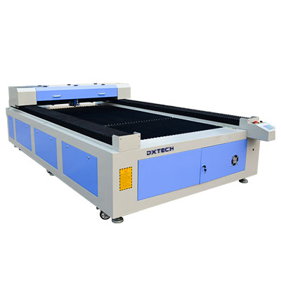 ELECNC-1325 Metall- und Nichtmetall-Laserschneidanlage.
