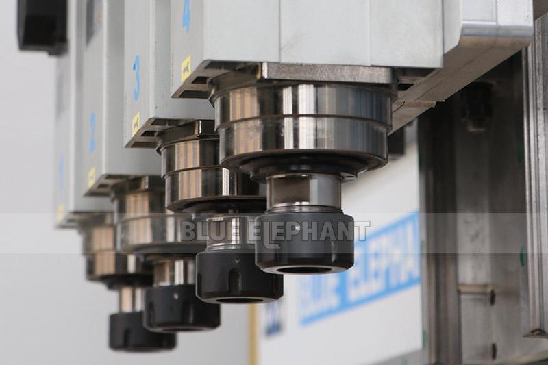 راوتر CNC من الخشب ELECNC-1325 مع مغزل 4 (2)