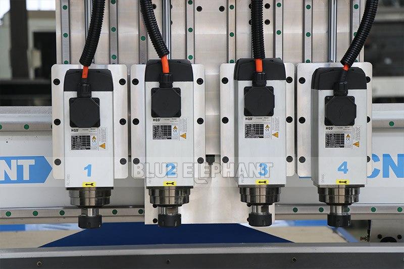 راوتر CNC من الخشب ELECNC-1325 مع مغزل 4 (6)