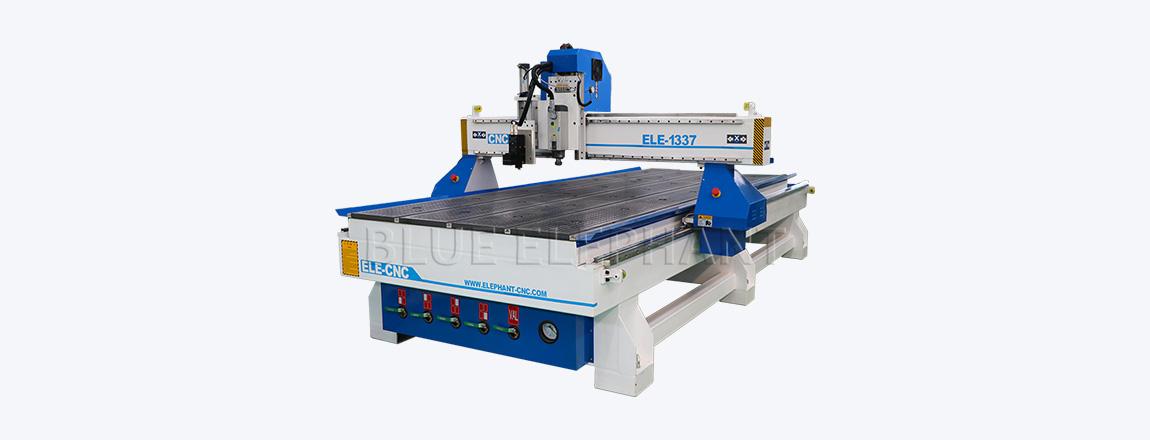 ELECNC-1337 CNC Oscillating Knife Cutting Machine