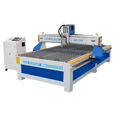ELECNC-1530 Plasma Metal Cutting Machine