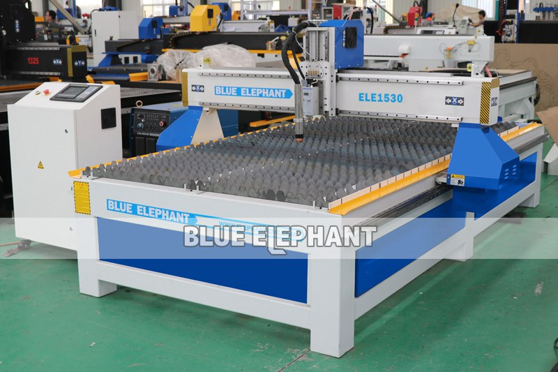 ELECNC-1530 Plasma Metal Cutting Machine 01