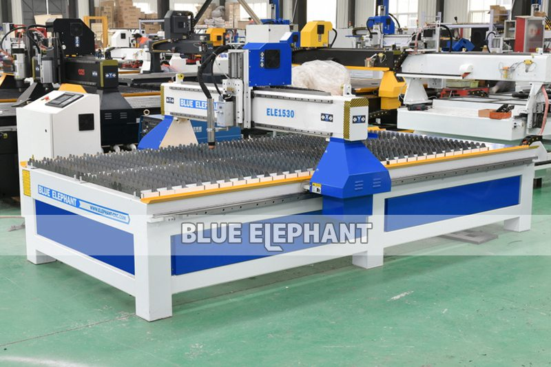 ELECNC-1530 Plasma Metal Cutting Machine 09
