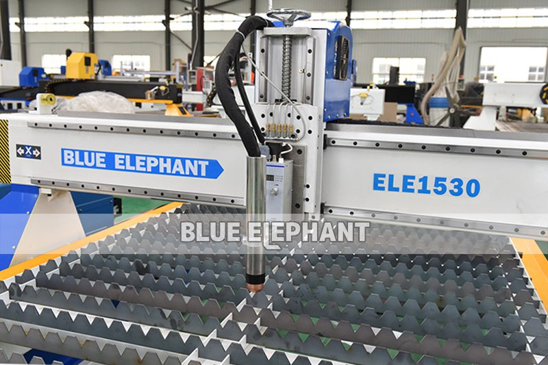 ELECNC-1530 Plasma Metal Cutting Machine06