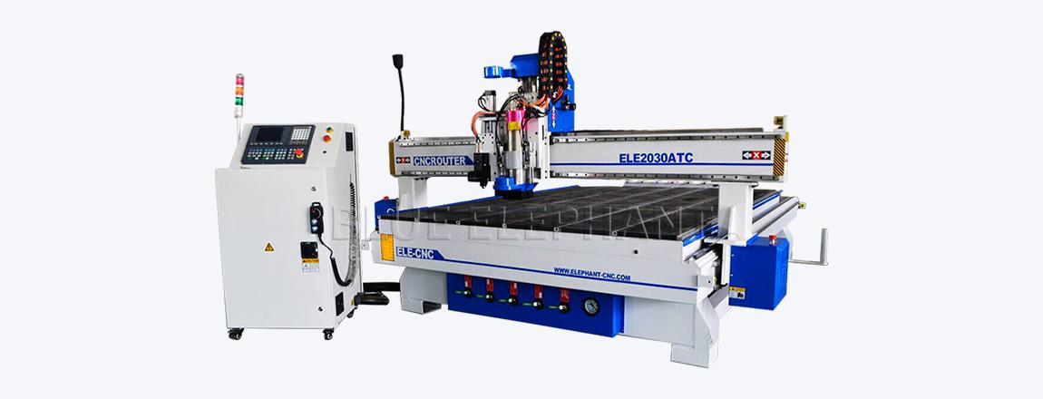 ELECNC-2030 CNC Oscillating Knife Cutting Machine