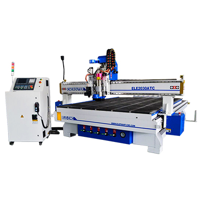 ELECNC-2030 CNC Oscillating Knife Cutting Machine