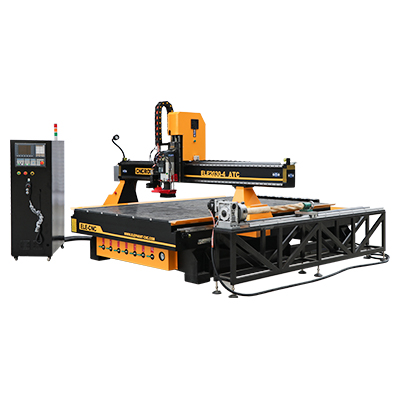 ELECNC-2030 CNC Router with Oscillating Knife