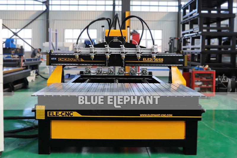 ELECNC-2036 Multi Spindles CNC Router Machine (2)