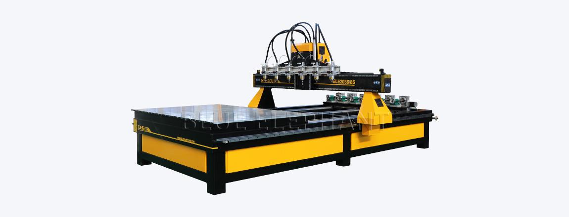 ELECNC-2036 Multi Spindles CNC Router MachineELECNC-2036 Multi Spindles CNC Router Machine