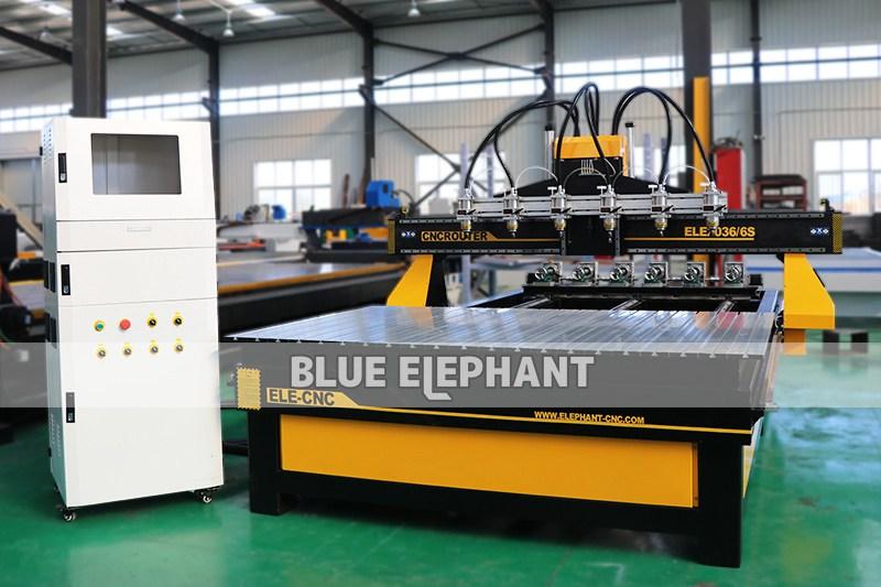 ELECNC-2036 Multi Spindles CNC Router Machine02