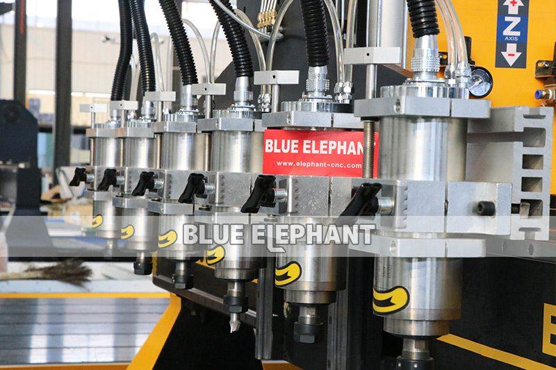 ELECNC-2036 Multi Spindles CNC Router Machine03