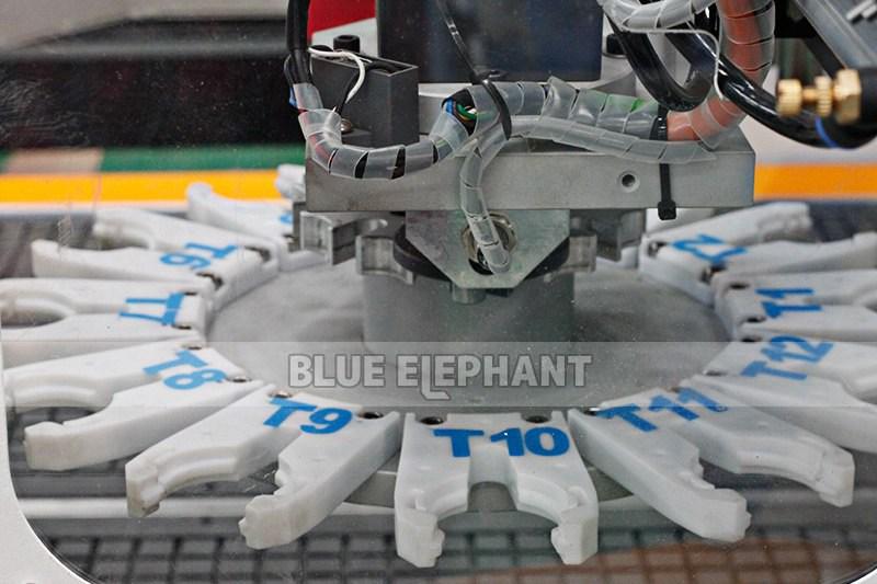 ELECNC-2040 Carousel ATC CNC Router Machine 02
