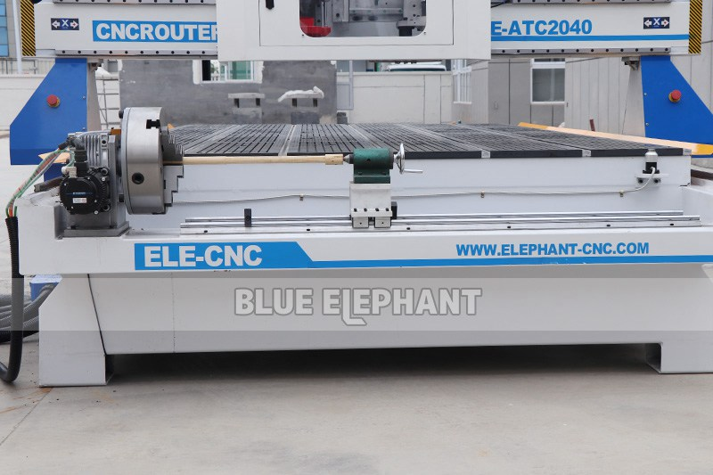 ELECNC-2040 Carrossel ATC CNC Router Machine (8)