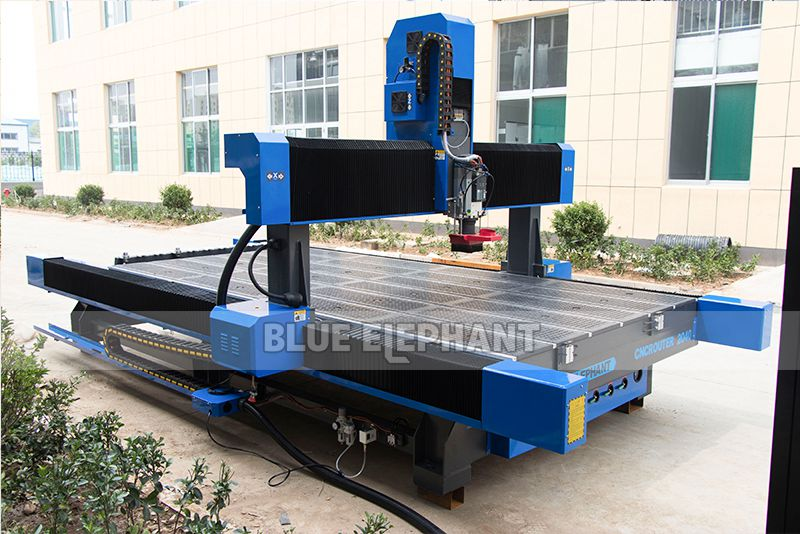 ELECNC-2040 Linear ATC Wood CNC Router Machine (8)