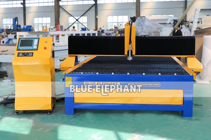 ELECNC-2040 Plasma CNC Sheet Metal Cutting Machine (1)