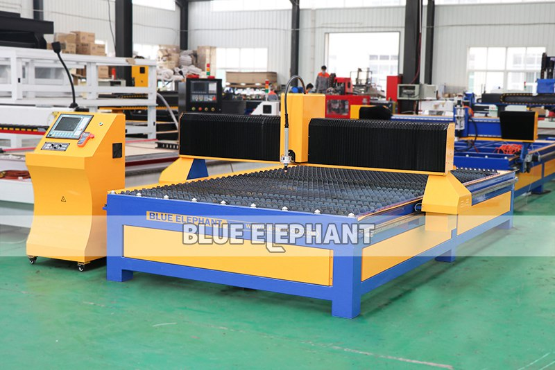 ELECNC-2040 Plasma CNC Sheet Metal Cutting Machine (2)