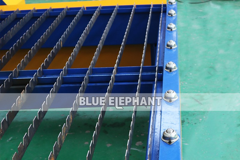 ELECNC-2040 Plasma CNC Sheet Metal Cutting Machine (4)