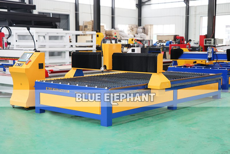 ELECNC-2040 Plasma CNC Sheet Metal Cutting Machine (5)