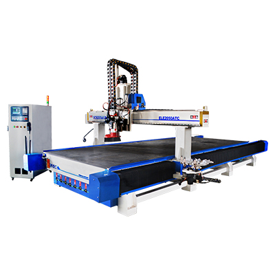 2050 Oscillerende mes CNC snijmachine