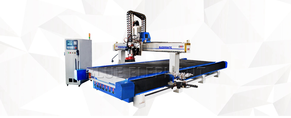 ELECNC-2050 Oscillating Knife CNC Cutting Machine